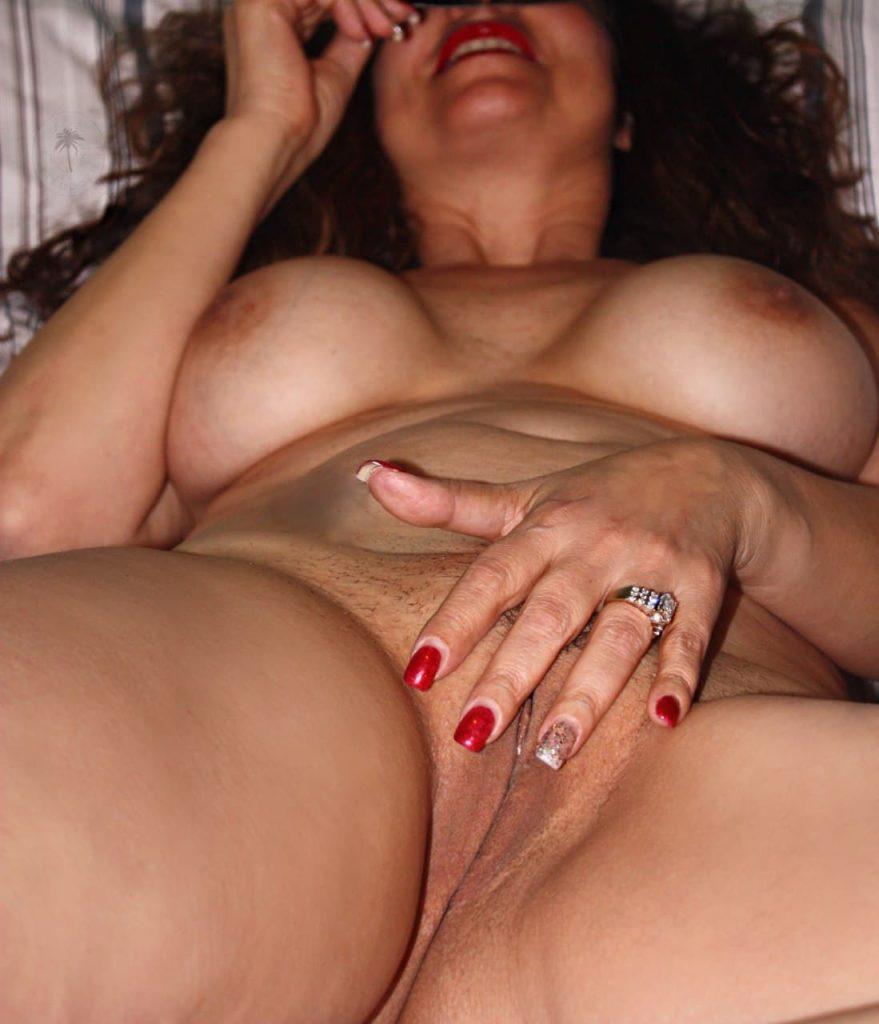 femme mure nue sexe