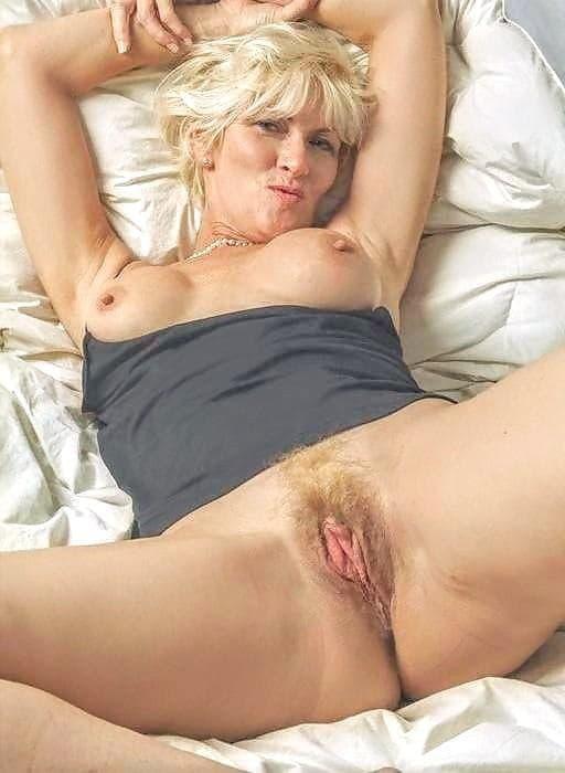 milf nue blonde