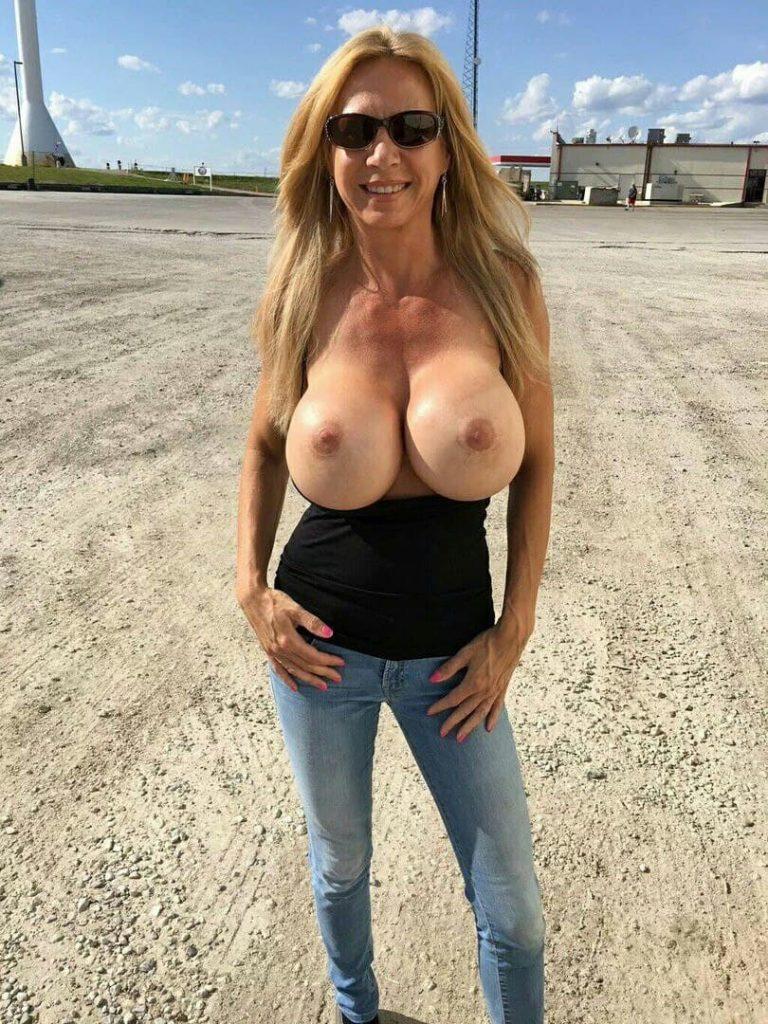 photo femme mature